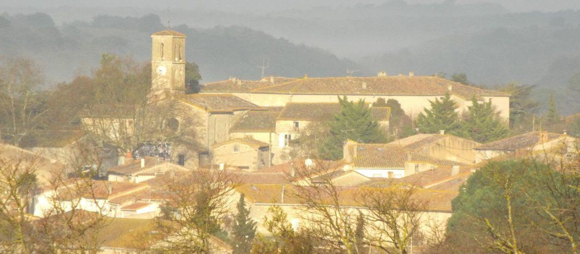 Village de Moussoulens