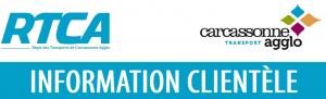 🚌 Transports RTCA, fonctionnement à partir du 11 mai ⚠ Port du masque obligatoire