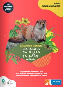 Découverte des espaces naturels sensibles à Moussoulens le 6 septembre