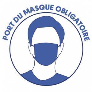 Prudence : l'Aude classée en zone rouge, port du masque obligatoire aux abords des écoles