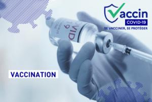 Centre de vaccination pour les plus de 75 ans et les personnes à risque