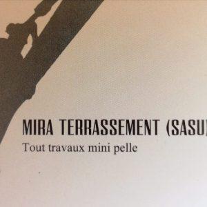Mira Terrassement